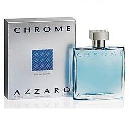 香水1986☆ Azzaro Chrome 海洋鉻元素男性淡香水