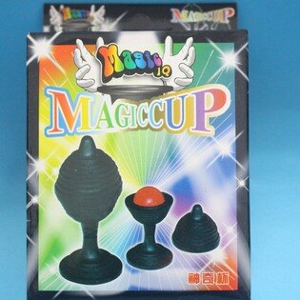 魔術道具 (神奇杯) 變魔術 益智魔術盒 魔術大師表演道具/一個入{促30}~5504