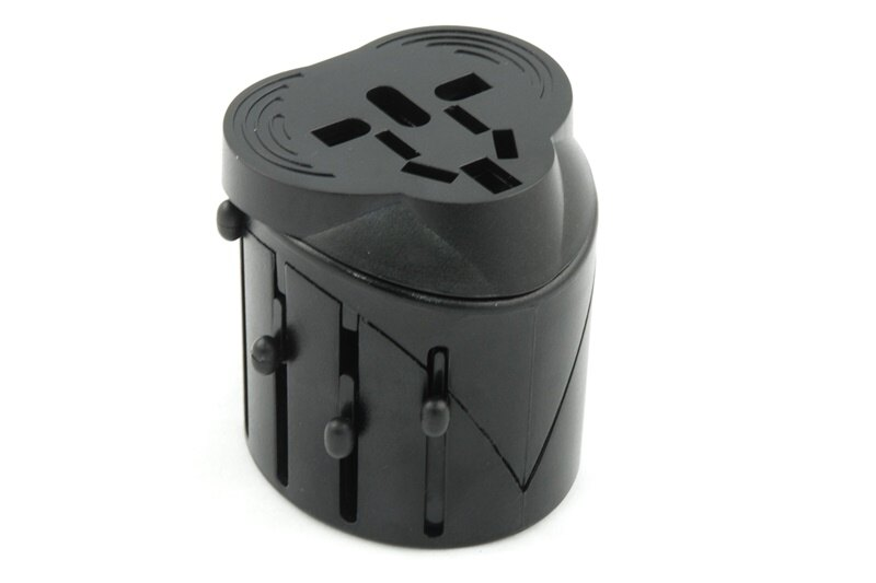 【凱樂絲】轉換插座 旅行好幫手,英美澳歐四大標準插腳 - 外觀精緻時尚,攜帶方便 1