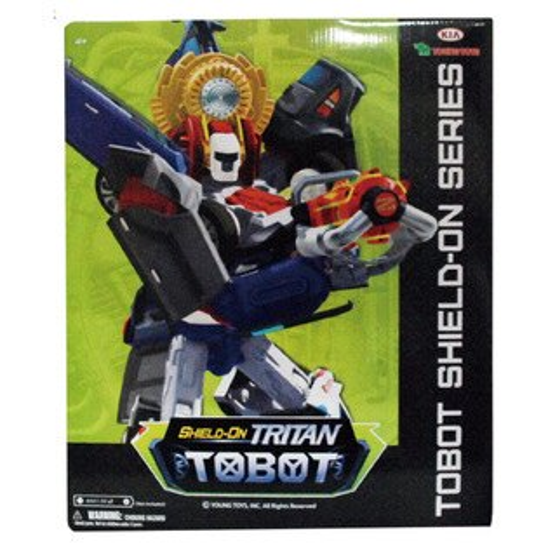 ★衛立兒生活館★TOBOT 機器戰士-XYZ裝甲超級機器戰神(超級合體)
