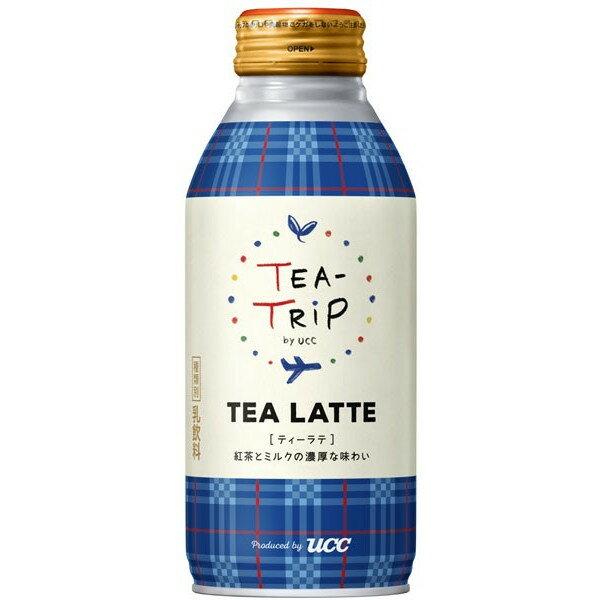 UCC TEA TRIP 嚴選奶茶 Tea Latte 375g