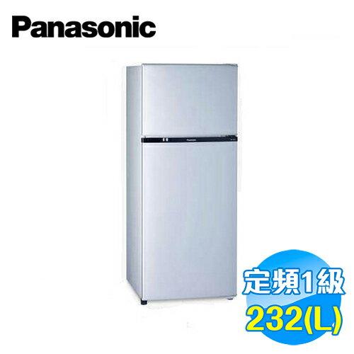 國際 Panasonic 232公升 雙門冰箱 NR-B238T