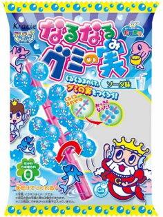 有樂町 日本食玩 知育菓子 知育果子 糖果樹(蘇打口味) 4901551354993