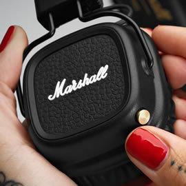 志達電子 MAJOR II Bluetooth 英國Marshall 藍芽/藍牙 耳罩式耳機