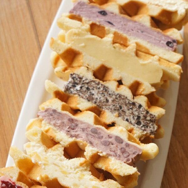☆熱賣款【列日慕斯鬆餅(單入)】☆冰涼甜品☆下午茶點飯後甜品☆銷售排行榜♥Tommy's Waffle