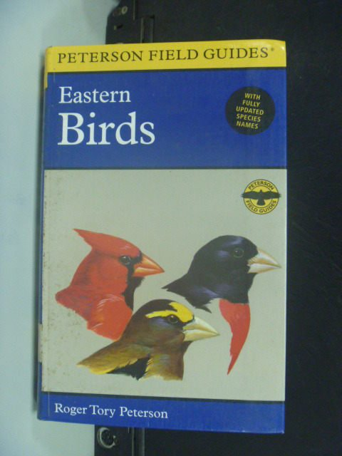 ~書寶 書T3/動植物_KNO~Eastern Birds_Roger Tory Pete