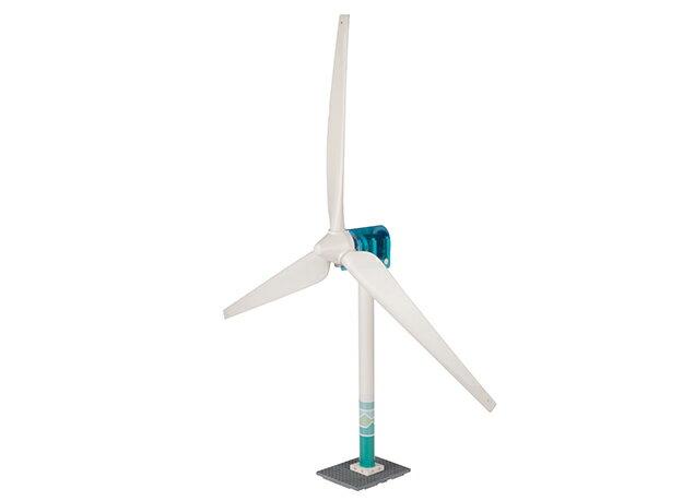 Gigo智高 - 綠色能源系列 - 擬真風力發電組 #7400 贈Gigo瓢蟲禮盒! 2