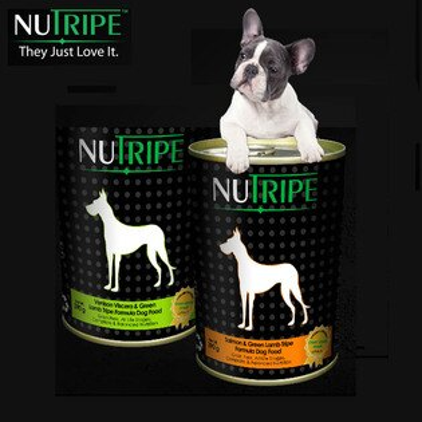 紐萃寶 NUTRIPE狗罐頭390gX24罐