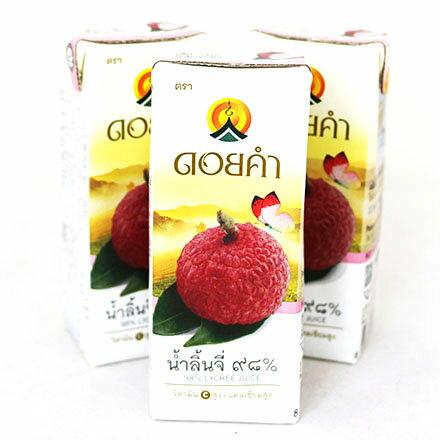 【敵富朗超巿】皇家農場98%鮮果汁-荔枝200ml 0