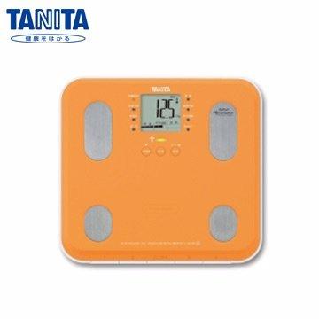TANITA 塔尼達 體組成計 橘色 BC-565