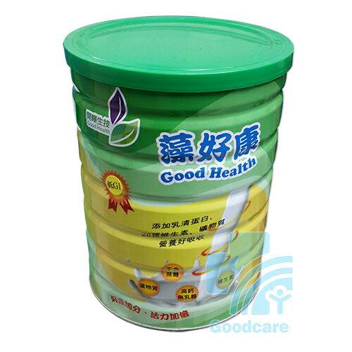 藻好康 均衡營養配方– 低GI 880g/罐裝