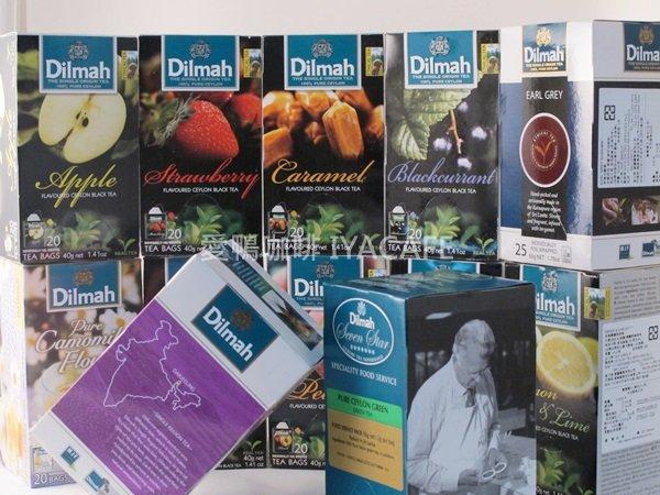 《愛鴨咖啡》Dilmah 帝瑪 花草茶包 斯里蘭卡好茶