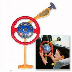 現貨 小小司機 兒童駕駛員 電動聲光仿真方向盤 兒童玩具