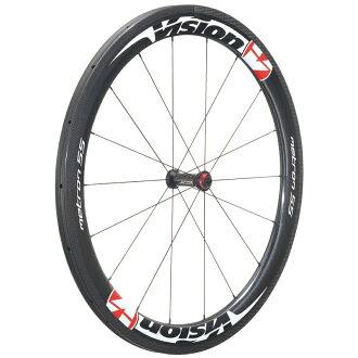 【7號公園自行車】 Vision Metron 55輪組 管胎版