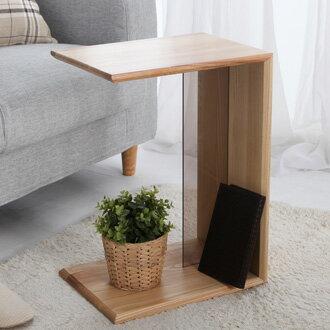 【迪瓦諾】德克 實木邊桌