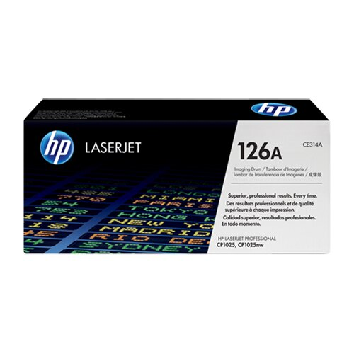 HP CE314A 原廠感光鼓 適用 HP LaserJet PRO M175/CP1025nw