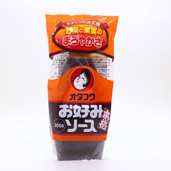 【橘町五丁目】日本 OTAFUKU 多福廣島燒濃厚醬 大阪燒 日式炒麵 都適用