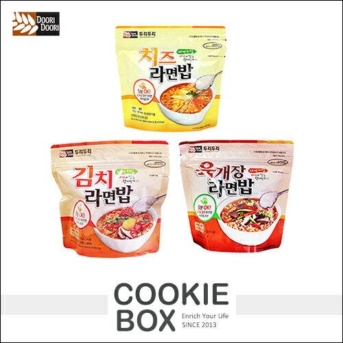 韓國 doori doori 泡飯麵 泡麵 泡飯 起司 新滋味 一次滿足 *餅乾盒子*