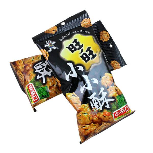 【0216零食會社】旺旺-小小酥(海苔辣味)