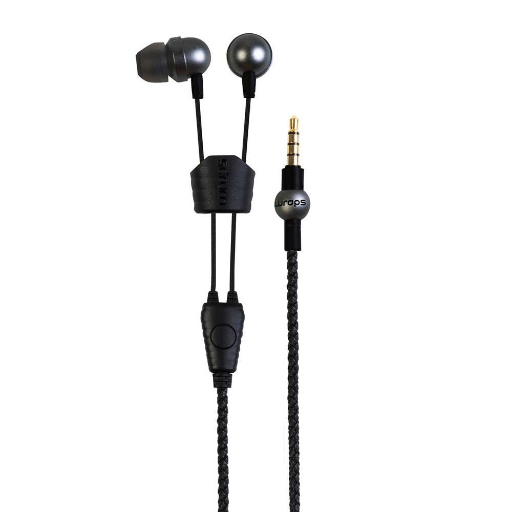 Wraps【Core】時尚金屬系手環耳機 1