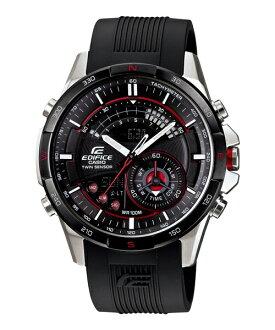 CASIO EDIFICE ERA-200B-1A重裝武力流行腕錶/黑面47mm