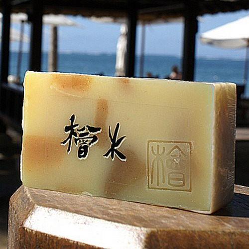 阿原肥皂---天然手工肥皂---檜木皂100g