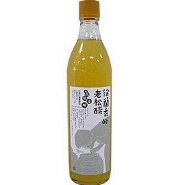 徐蘭香天然釀造醋---老松醋600cc/罐---