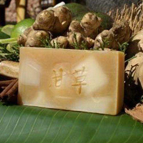 阿原肥皂---天然手工肥皂---甘草洗頭皂100g