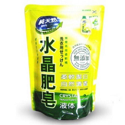 南僑水晶肥皂液體皂補充包1600ml