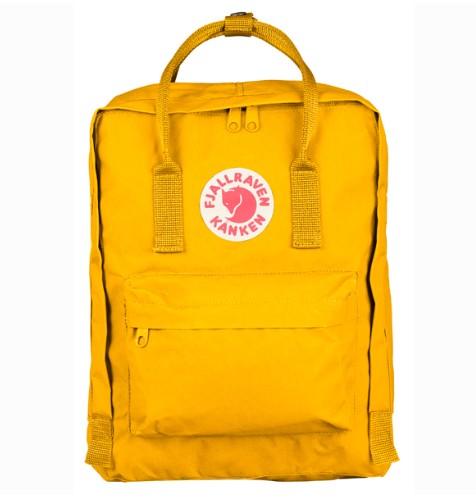 瑞典 FJALLRAVEN KANKEN Classic 141 Warm Yellow 溫暖黃  小狐狸包 1