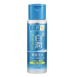ROHTO樂敦 肌研 白潤 玻尿酸超保濕化妝水 清爽型 170ML/瓶◆德瑞健康家◆