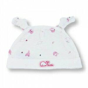 『121婦嬰用品館』KUKU 小鯨魚嬰兒帽 1