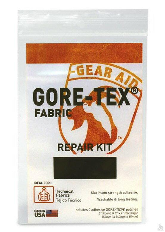 McNett Gore-Tex 原廠補丁(黑色)圓形(57mm)+方形(40x65mm) 15310 [阿爾卑斯戶外/露營] 土城 0