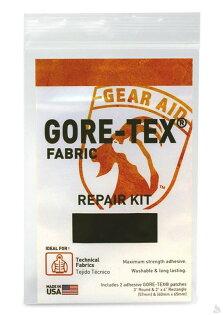 McNett Gore-Tex 原廠補丁(黑色)圓形(57mm)+方形(40x65mm) 15310 [阿爾卑斯戶外/露營] 土城