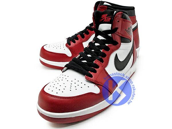 Nike Air Jordan 1 High The Return