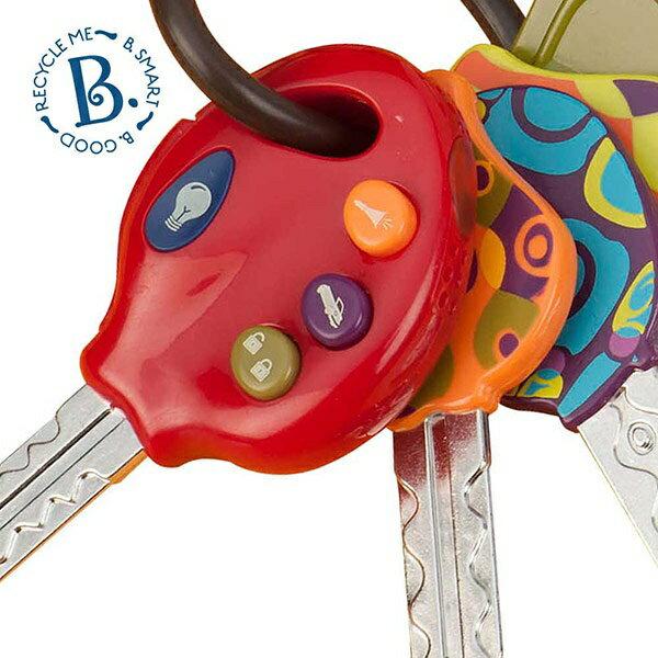 『121婦嬰用品館』b.toys 幸運的鑰匙 3