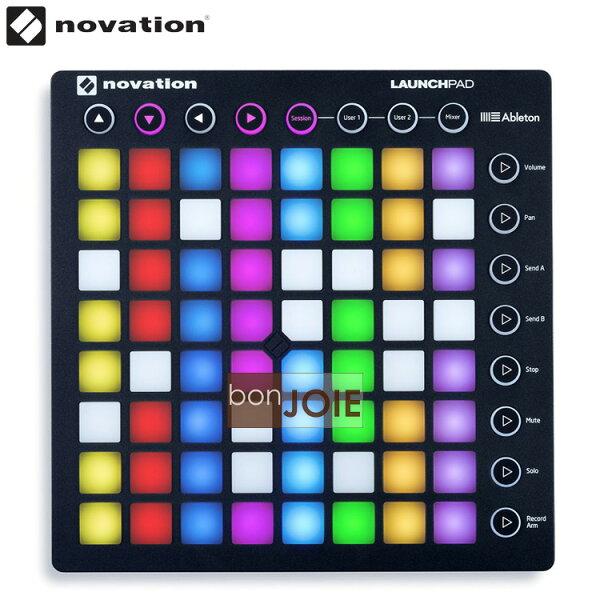 ::bonJOIE:: 美國進口 Novation Launchpad MKII MIDI 控制器 with 64 RGB Backlit Pads (8x8 Grid)(全新盒裝) MK2