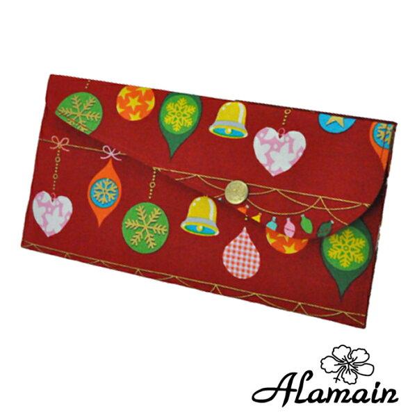艾拉蔓_聖誕襪_嚴選日本進口布紅包袋、手創錢袋、手作收藏袋,送禮自用_采靚精品鞋飾