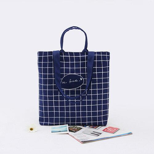 手提包 手提包 帆布袋 手提袋 環保購物袋--手提/單肩【SPE27】 BOBI  10/06 0