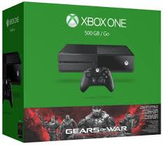 Microsoft Xbox One 500GB incl. Gears of War 0