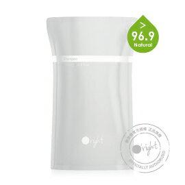 歐萊德 O'right 綠茶洗髮精 1000ml-環保包