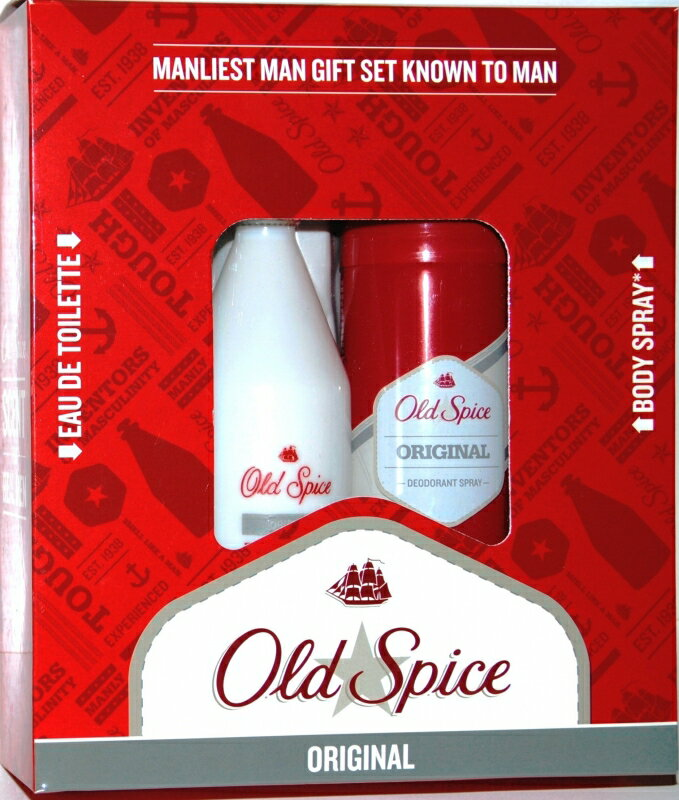 OLD SPICE COL.100+ DEO 150 ORIGINAL 0
