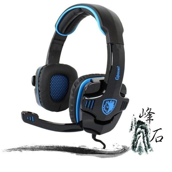 樂天限時優惠!SADES 賽德斯 SA-708 遊戲之力 電競耳麥 線控 軟耳墊