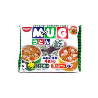 有樂町進口食品 日清 MUG杯仔麵-豆皮咖哩(94g) 4902105016091