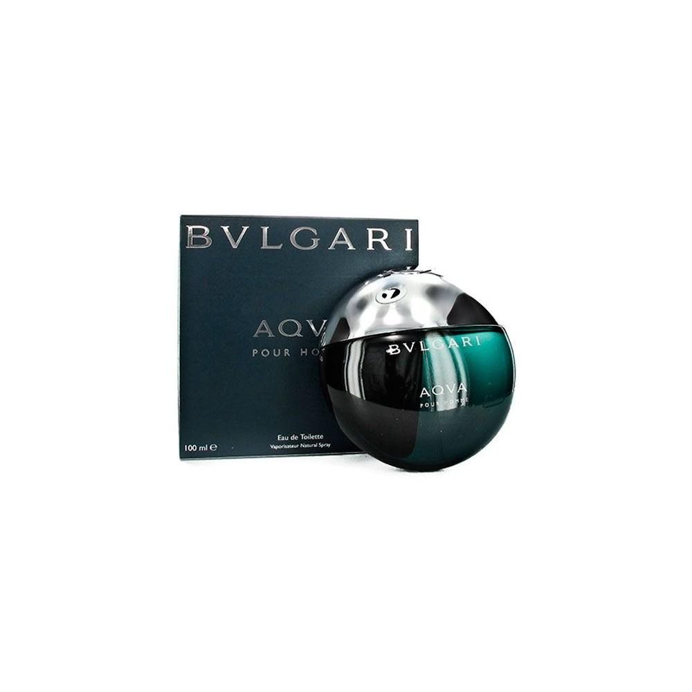 Aqua homme eau de toilette vaporizador 100 ml - bvlgari 0