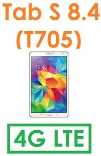 【原廠現貨】三星 Samsung Tab S(T705)8.4吋 3G/16G 4G LTE 平板電腦 TabS