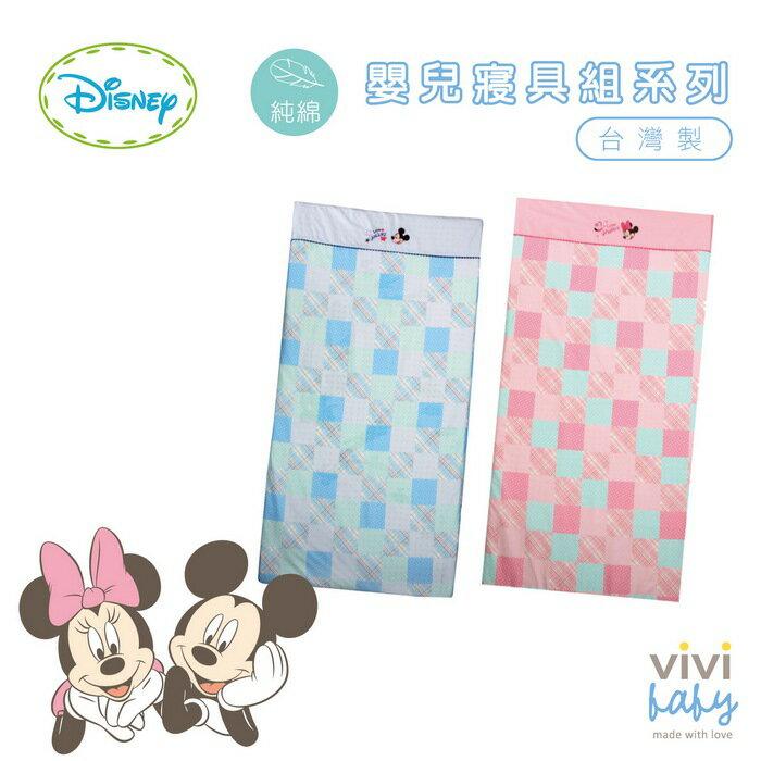 ViVi Baby - Disney迪士尼乳膠床墊組 (米奇藍/米妮粉) 1