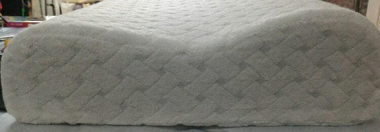 [床工坊]( 台灣製造)工學型前高後低記憶枕---(竹)備長炭記憶枕-全年供應(加贈枕頭套) 0