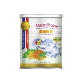 『121婦嬰用品』美滿寶貝CBP蔬菜麥精營養補充品450克6罐/箱(贈送精美禮物) - 限時優惠好康折扣