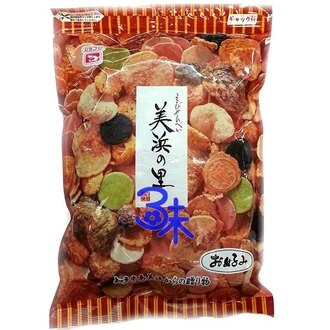 (日本)  白藤製菓 美濱里米果 1包 220 公克 特價 180 元【4901804050221】(美濱里綜合蝦餅)